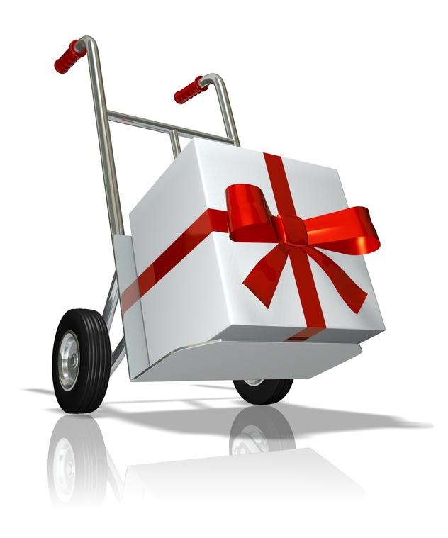 Услуги по доставке товара интернет-магазина AVK-trading.ru